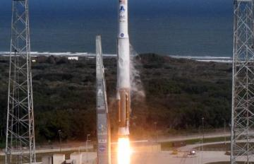 Atlas V Carries NASA's Solar Dynamics Observatory (SDO) Satellite