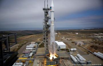 On Aug. 13, 2014, Aerojet Rocketdyne supported the launch of the WorldView-3 commercial remote sensing satellite into orbit - the fifth launch in six weeks.