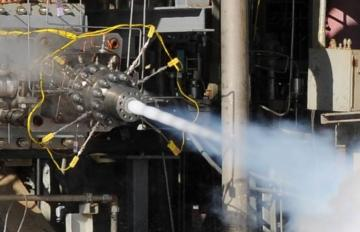 On March 16, 2015, Aerojet Rocketdyne recently completed a successful series of hot-fire tests of key additively manufactured components for its AR1 booster engine at its Sacramento test facility.
