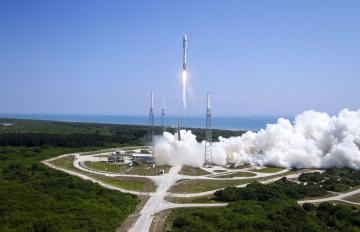 On May 20, 2015, Aerojet Rocketdyne supported the successful launch of the Air Force Space Command-5 (AFSPC-5) mission.