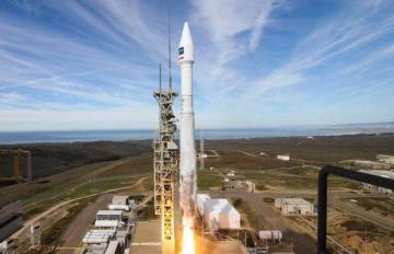 Nov. 11, 2016 -  AR propulsion successfully supported the launch of WorldView-4, DigitalGlobe's newest high-accuracy, high-resolution imaging satellite.