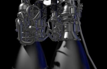 May 08, 2017 - AR1 engine on track for certification in 2019. Rendition image.