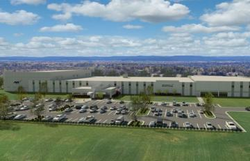 Oct. 24, 2017 - Aerojet Rocketdyne's Advanced Manufacturing Facility to be located in Huntsville, Alabama