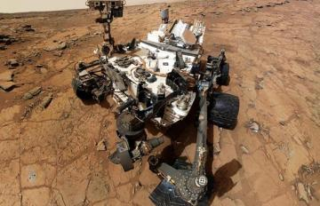 Aug. 07, 2018 - Aerojet Rocketdyne's MMRTG will power NASA's Mars 2020 rover, similar to the pictured Mars Curiosity rover which has been on the red planet since 2012. Credit: NASA