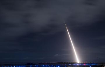 Oct. 26, 2018 - Aerojet Rocketdyne propulsion critical to the successful intercept test for SM-3 Block IIA Missile during the FTM-45 flight test, conducted by the U.S. Navy and Missile Defense Agency. View 3.
