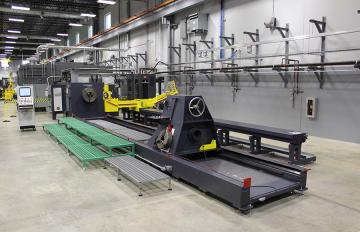 Dec 04,2019 - AR motor carbon fiber-winding machine will begin producing large solid rocket motor cases in Huntsville, Alabama, starting in early 2020
