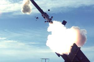 PAC-3 launch. Credit: Lockheed Martin